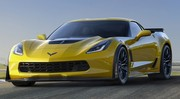 Chevrolet Corvette Z06 : l'épouvantail