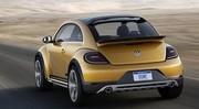 VW Beetle Dune Concept 2014 : La Coccinelle crossover