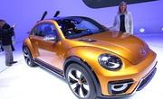 Beetle Dune, une future Cross chez Volkswagen