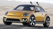 Volkswagen Beetle Dune Concept, la coccinelle des sables