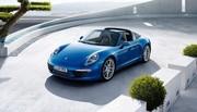 La Nouvelle Porsche 911 Targa se prend pour un CC!