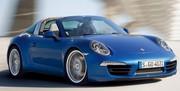 La Porsche 911 Targa revient sur ses pas