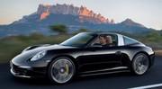 Porsche 911 Targa 4 & Targa 4S