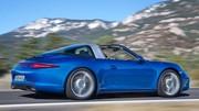 Porsche 911 Targa : La 911 Targa fait son grand retour à Detroit