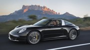 Porsche 911 Targa (991)
