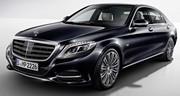Mercedes-Benz S600 : le V12 n'est pas mort
