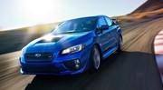 Nouvelle Subaru WRX STI, à petits pas