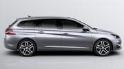 Prix Peugeot 308 SW 2014 : Le volume a un prix