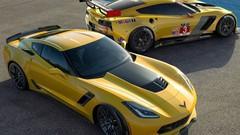 Corvette Z06 taillée pour le circuit