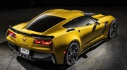 Chevrolet Corvette Z06 : officielle
