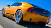 GT4 Stinger Concept : Kia se dévergonde