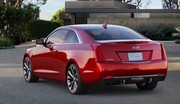 Cadillac dévoile l'ATS Coupe