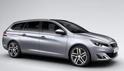 Peugeot 308 SW 2014 : les prix à partir de 22.350 euros