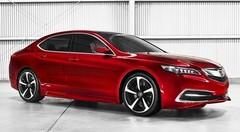 Acura TLX Prototype, le style s'affine