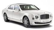 Bentley dévoile la série limitée Mulsanne Birkin