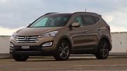 Essai Hyundai Santa Fe : Il vise la cour des grands… en a-t-il les arguments ?
