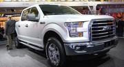 Nouveau Ford F150, l'aluminium ne suffit pas