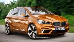BMW Série 2 Active Tourer contre Mercedes Classe B 2015 : Duel de monospaces huppés