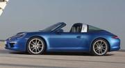 Porsche 911 Targa 4 : un toit innovant