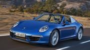 La Porsche 911 Targa revient avec astuce à son design originel