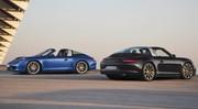 Porsche: Une 911 Targa qui retrouve ses origines
