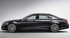 Nouvelle Classe S 600, le luxe ultime