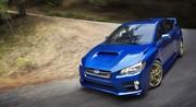 Subaru WRX STI, les spec's officielles