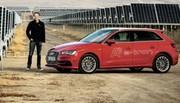 Essai Audi A3 e-tron : le meilleur des deux mondes