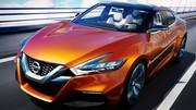 Sport Sedan, le futur de Nissan