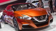 Nissan Sport Sedan Concept, la future berline Maxima