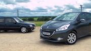 Enquête vitesse : Peugeot 205/208, dans quel modèle ressent-on le plus la notion de vitesse ? (3/6)