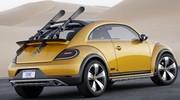 Volkswagen Beetle Dune : version tout terrain