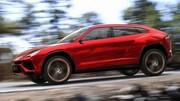 Le Lamborghini Urus sera commercialisé en 2017