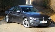 Essai BMW Série 4 2.0 d : le 4 fantastique