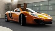 Forza 5 vs réalité : la McLaren MP4-12C entre deux mondes