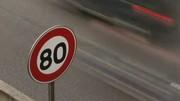 Limitation de vitesse : 80 km/h dans quelques départements dès la rentrée ?
