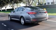 Nouvelle Hyundai Genesis, les USA avant l'Europe
