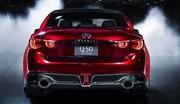 Infiniti: une ligne Eau Rouge pour rivaliser avec les Audi RS, BMW M et Mercedes AMG