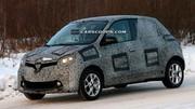 Nouvelle Renault Twingo : presque prête