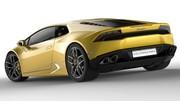 Lamborghini Huracan LP610-4 : Escapade sauvage