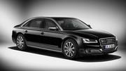 Audi A8 L Security : Bodyguard