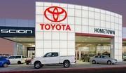 Toyota reste le numéro un mondial devant GM et VW