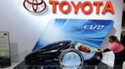 Automobile : Toyota toujours n° 1 mondial
