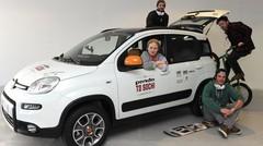 De Turin à Sotchi en Fiat Panda 4x4