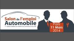Première édition du salon de l'emploi auto en France