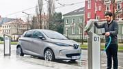Renault fait un petit geste pour la recharge sur les bornes Autolib