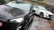 Essai Toyota GT86 vs Hyundai Genesis Coupé : Coup(é) de foudre