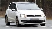 La Volkswagen Polo restylée, toute nue
