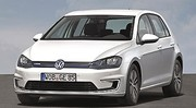 Après la Golf GTI et GTD, l'hybride rechargeable sera la GTE
