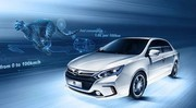 Byd Qin, une hybride chinoise en Europe l'an prochain